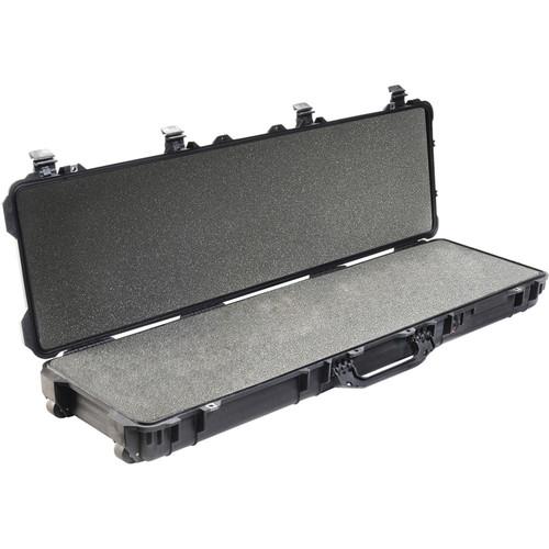 Pelican 1750 Long Case with Foam (Black)