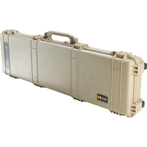 Pelican 1750 Long Case with Foam (Desert Tan)