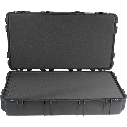 Pelican 1780T Transport Case with Foam (Black)