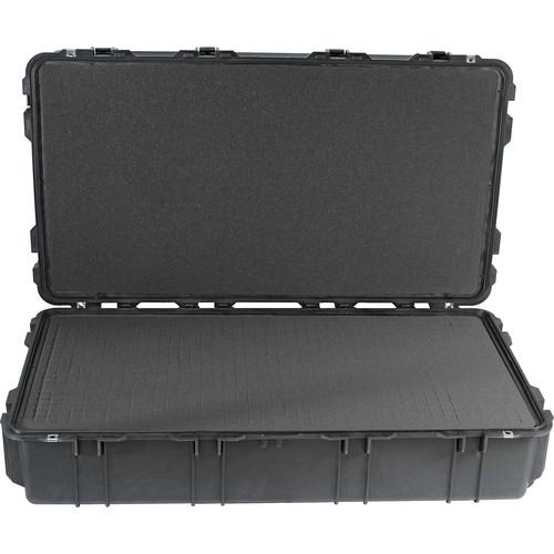 Pelican 1780T Transport Case with Foam (Black)