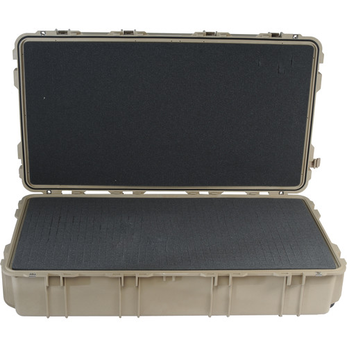 Pelican 1780T Transport Case with Foam (Desert Tan)