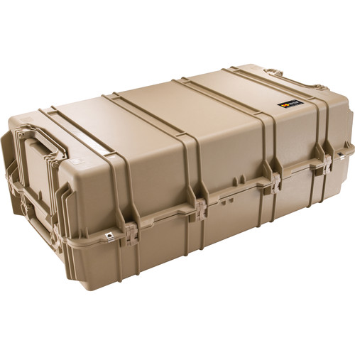 Pelican 1780TNF Transport Case without Foam (Desert Tan)
