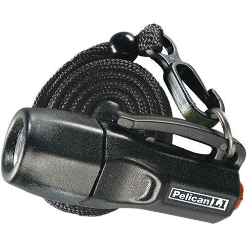 Pelican L1 LED Carded NVG Flashlight (Black)