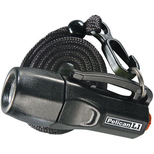 Pelican L1 4 'LR44' LED Flashlight (Black)