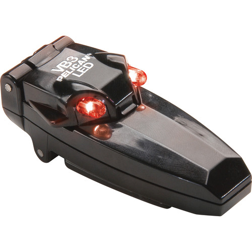 Pelican VB3 2220NV LED Camera Bag Light (Black)