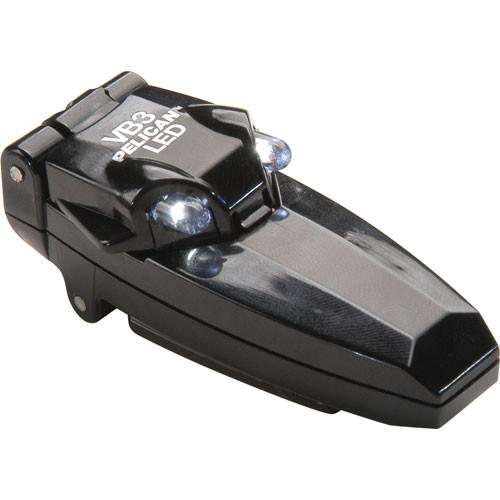 Pelican VB3 2220 LED Camera Bag Light (Black)