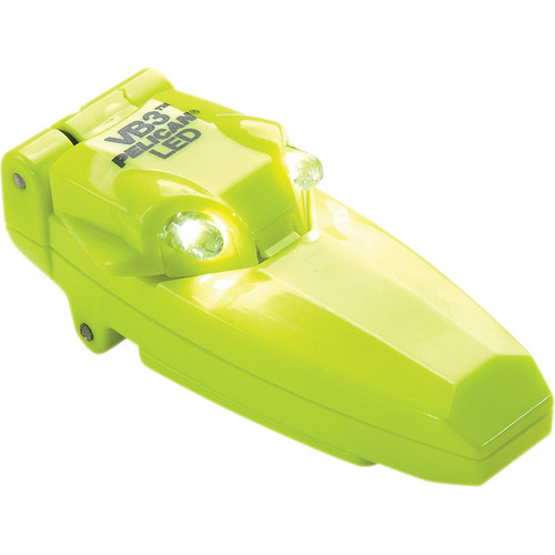 Pelican 2220 VB3 LED Clip Flashlight (Yellow)