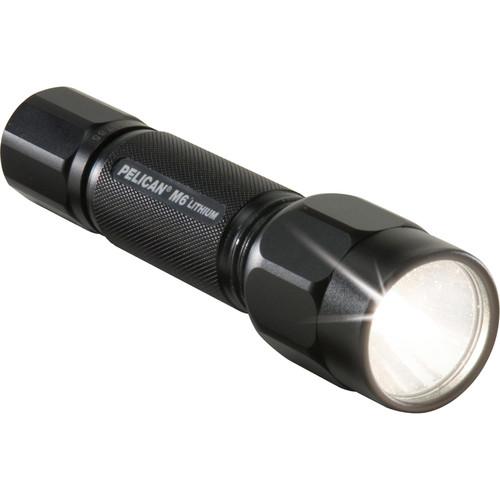 Pelican M6 2 'CR123' 3W LED Flashlight (Black)