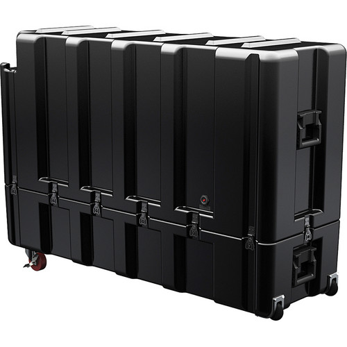 "Pelican AL5415-1026 X-Large Shipping Case for 42-50"" Flat Screen Monitor"