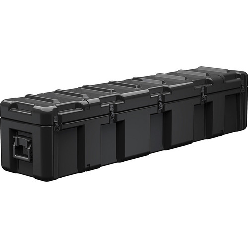 Pelican Single Lid Case Without Foam (Black)