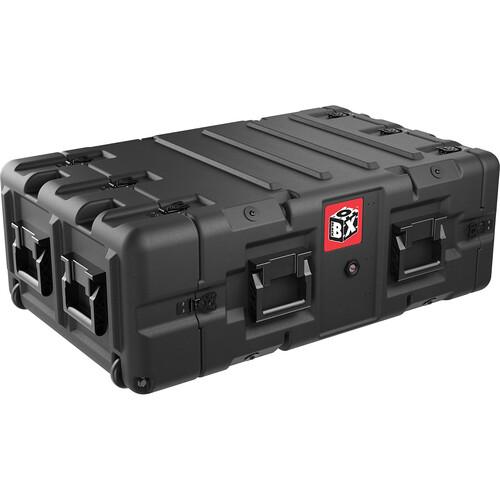 Pelican Hardigg BB0030 BlackBox 3U Rackmount Case with M6 Threads