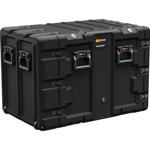 Pelican Hardigg BB0110 BlackBox 11U Rack Mount Case