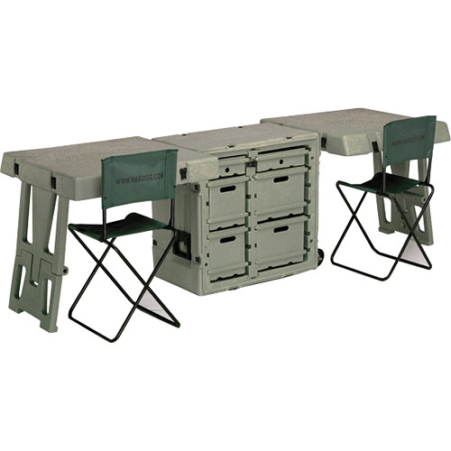 Pelican 472-FLD-DESK-DD Field Desk (OD Green) 472FLDDESKDD137