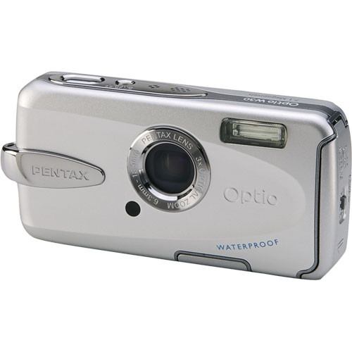 Pentax Optio W30 Digital Camera