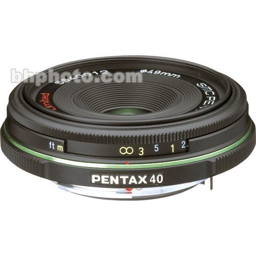 Pentax SMCP-DA 40mm f/2.8 Limited Series Autofocus Lens