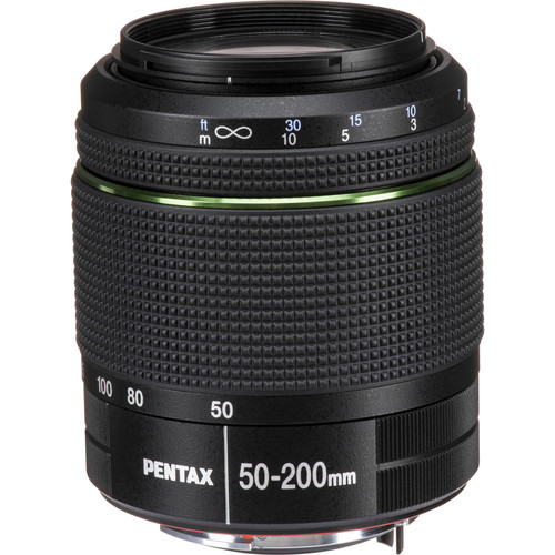 Pentax SMC Pentax DA 50-200mm f/4-5.6 ED WR Zoom Lens