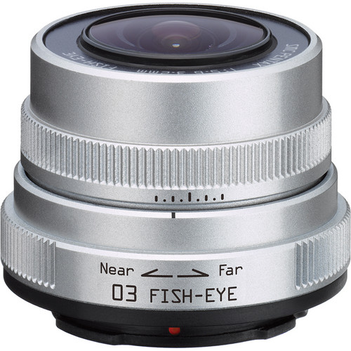 Pentax 3.2mm f/5.6 Fish Eye Lens for Q Series Cameras