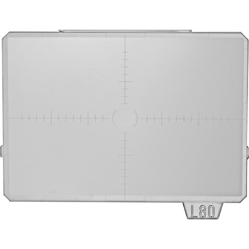 Pentax LI-80 AF Scaled Matte Focusing Screen