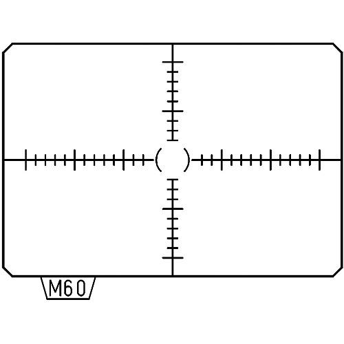Pentax MI-60 AF Scale Matte Focusing Screen