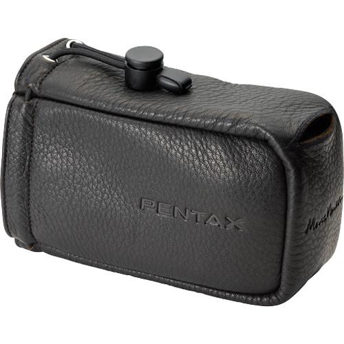 Pentax O-CC120 Camera Pouch (Chocolate-hued)
