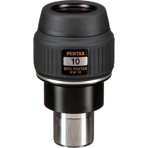 """Pentax SMC XW 10mm Wide Angle Eyepiece (1.25"""") - 39x w/ 65mm, 50x w/ 80mm, & 63x w/ 100mm Pentax Scopes"""