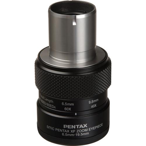 """Pentax SMC XF 6.5-19.5mm Zoom Eyepiece (1.25"""")"""