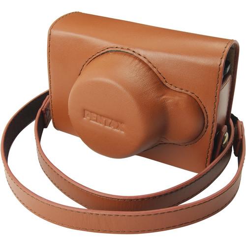 Pentax Q Vintage Leather Case