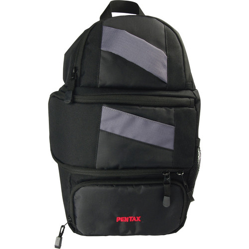 Pentax 85231 DSLR Sling Bag 2 (Black)