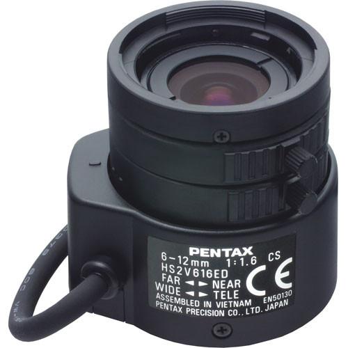 "Pentax C60635DCPS 1/2"" CS Mount 6-12mm Auto Iris DC Lens"