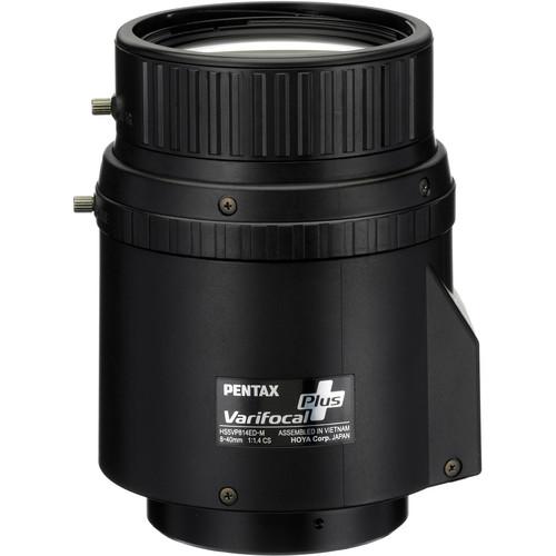 Pentax C60842DCPS 8-40mm, f/1.4 Lens