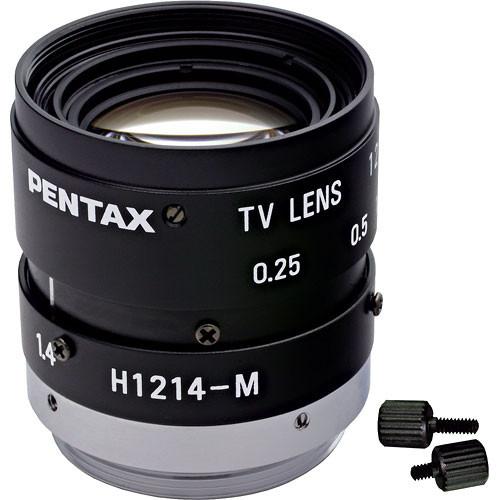 "Pentax C61232KP 1/2"" C Mount 12mm Lens with Manual Iris"