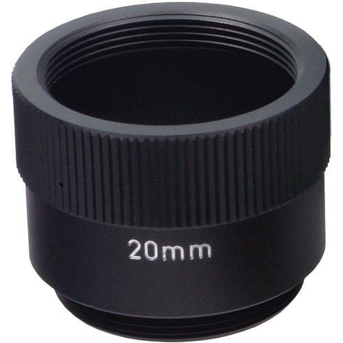 Pentax C90105  C Mount to CS Mount Adapter Ring - 20mm