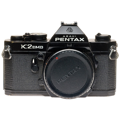 Pentax K2 DMD 35mm Manual Focus 35mm Camera Body (Black)