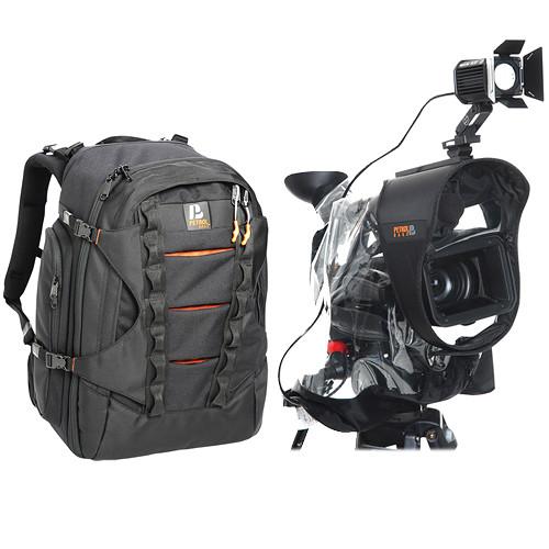 Petrol PC301K2 Deca Campack Kit with PR410 Deca Transparent Raincover