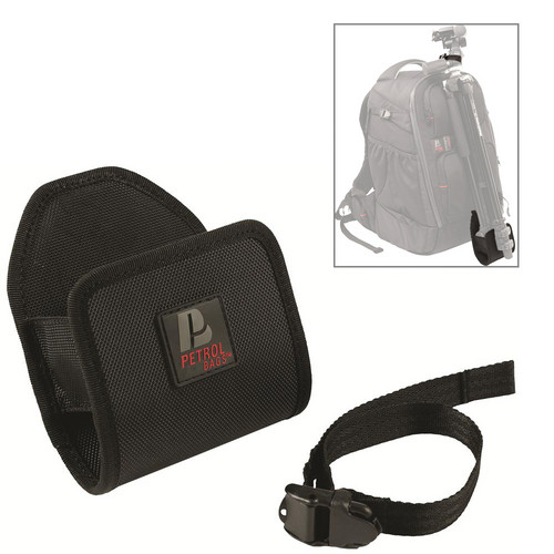 Petrol PD700 Tripod Pouch for DSLR Bags (Black)