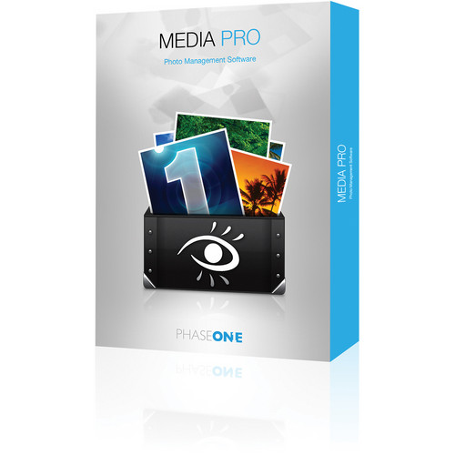 Phase One Media Pro 1 (Upgrade from Expression Media 2)