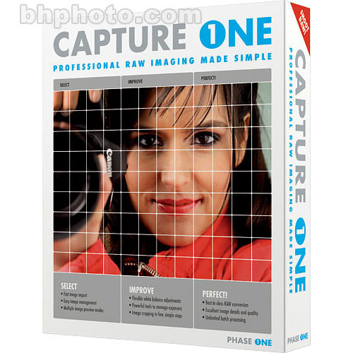 Phase One Capture One Pro Workflow Software