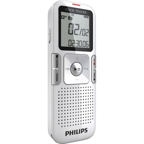 Philips 625 Voice Tracer Digital Recorder with Dragon NaturallySpeaking 10.1