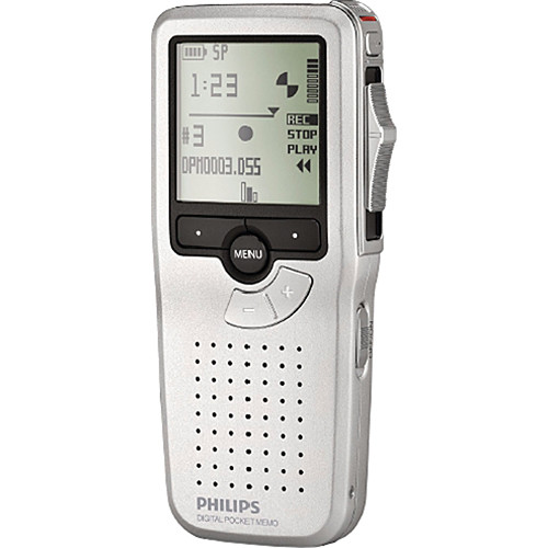 Philips LFH 9380 Digital Pocket Memo Voice Recorder