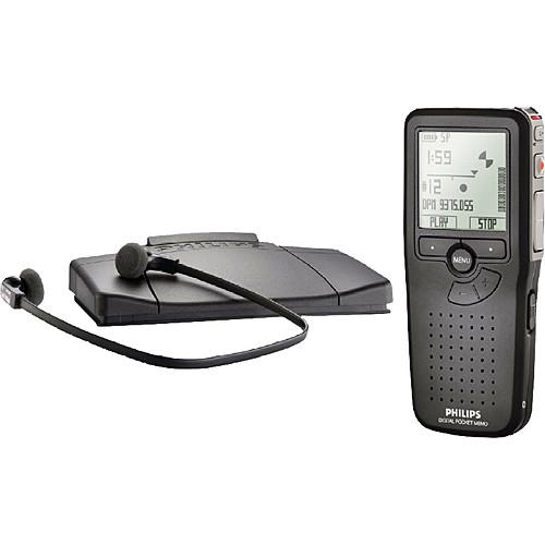 Philips Pocket Memo Dictation and Transcription Starter Kit LFH9399