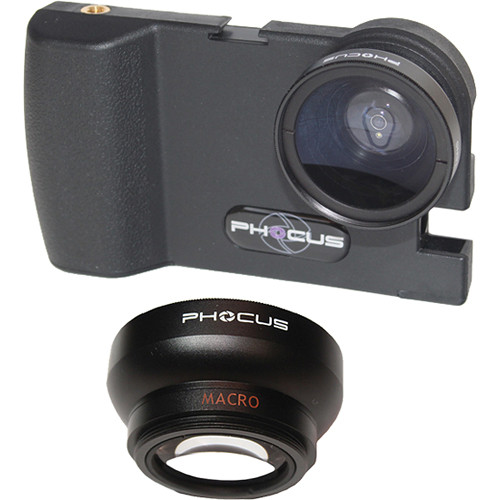 Smart Phocus Phocus for iPhone 4 & 4S (2 Lens Bundle)