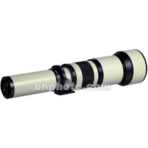 Phoenix 650-1300mm f/8-16 Manual Focus Lens for Olympus OM