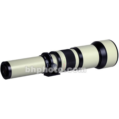 Phoenix 650-1300mm f/8-16 Manual Focus Lens for Canon EOS