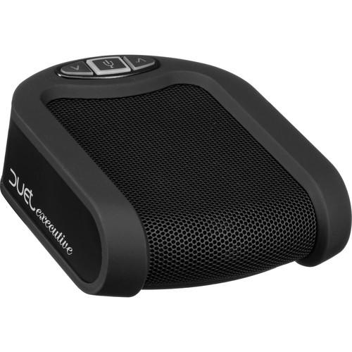 Phoenix Audio Duet Executive Desktop Speakerphone for VoIP and Telephone