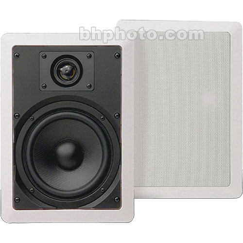 "Phoenix Gold ATi6 2-Way 6-1/2"" 200 Watts, In-Wall Speaker - Pair"