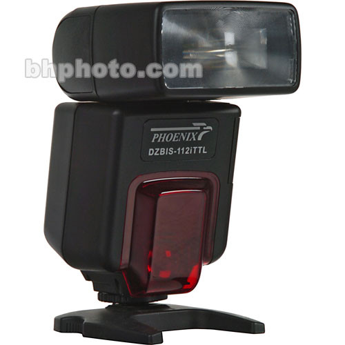 Phoenix DZBIS-112CII Digital Flash for Nikon i-TTL