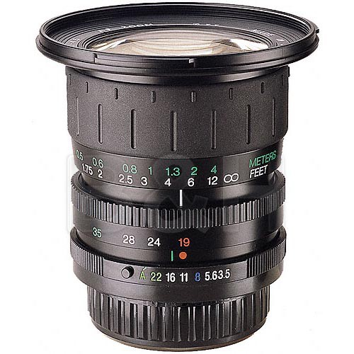 Phoenix Zoom Wide Angle 19-35mm f/3.5-4.5 Manual Focus Lens for Canon-FD