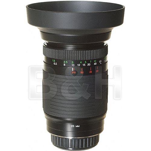 Phoenix Zoom W/A-Telephoto 28-210mm f/3.5-5.6 AF Lens