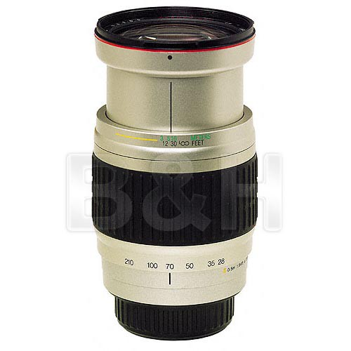 Phoenix Zoom W/A-Telephoto 28-210mm f/4.2-6.5 Aspherical IF AF Lens