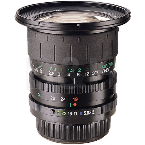 Phoenix Zoom Wide Angle 19-35mm f/3.5-4.5 Autofocus Lens for Pentax AF